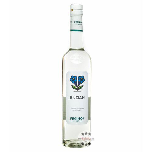 Destillerie Freihof Freihof Enzian Schnaps  (38 % vol., 0,5 Liter)