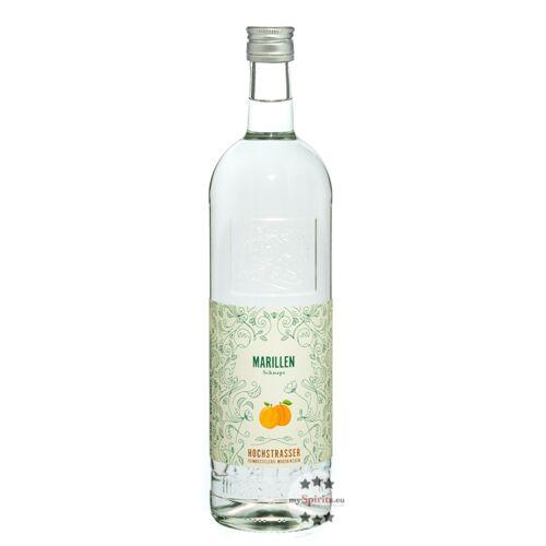 Destillerie Hochstrasser Hochstrasser Marillenschnaps (38% Vol., 1,0 Liter)