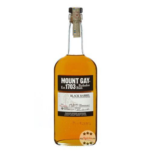 Mount Gay 1703 Barbados Rum Mount Gay Black Barrel Barbados Rum (43 % Vol., 0,7 Liter)