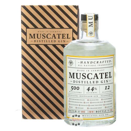 Dragon Muscatel Gin (44 % Vol., 0,5 Liter)