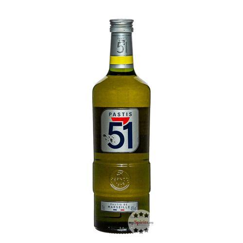 Pernod-Ricard Pastis 51 (45 % Vol., 0,7 Liter)