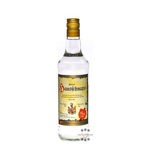 Fein Prinz Hausschnaps 0,7l (34 % Vol., 0,7 Liter)