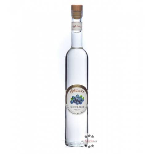 Fein Prinz Heidelbeer Schnaps  (40 % Vol., 0,5 Liter)