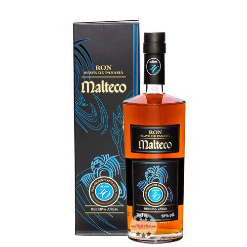 Ron Malteco 10 Años Rum (40 % Vol., 0,7 Liter)
