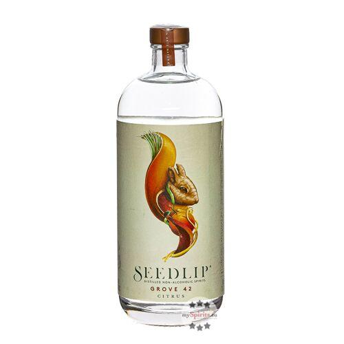 Seedlip Grove 42 Citrus alkoholfrei (alkoholfrei, 0,7 Liter)