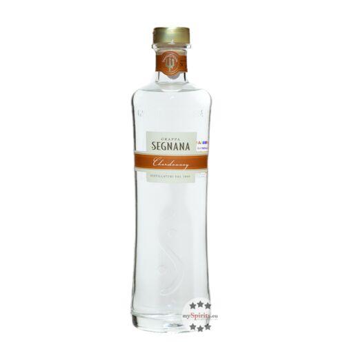 Grappa Segnana Segnana Grappa Di Chardonnay (42 % Vol., 0,7 Liter)