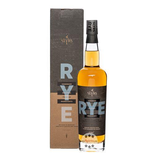 SLYRS Destillerie Slyrs Rye Whisky (41 % Vol., 0,7 Liter)