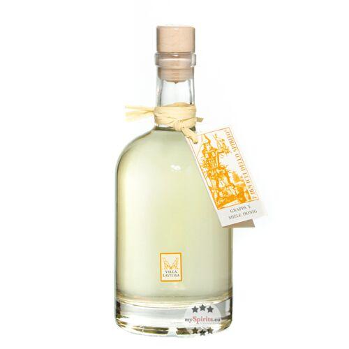 Villa Laviosa Miele Schnaps mit Honig & Grappa  (40 % vol., 0,5 Liter)