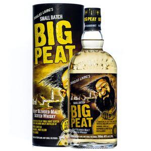 Douglas Laing Whisky Big Peat Islay Blended Malt Scotch Whisky (46 % vol., 0,7 Liter)