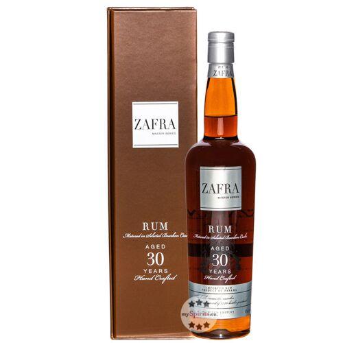 Zafra Rum Zafra Master Series 30 Jahre Rum (40 % Vol., 0,7 Liter)