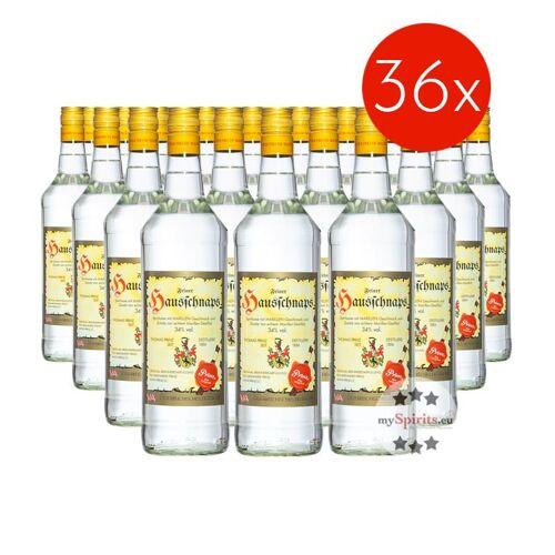 Fein Prinz Hausschnaps / 34% Vol. - 36 Flaschen (34% Vol., 1,0 Liter)