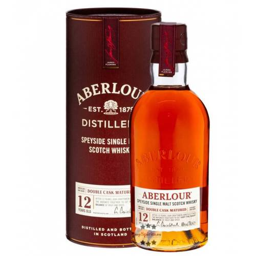 Aberlour 12 Jahre Double Cask Matured Whisky (40 % Vol., 0,7 Liter)