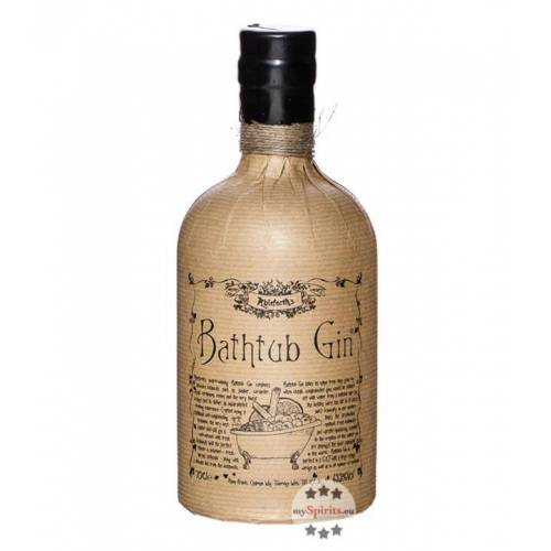 Ableforth's Ableforth's Bathtub Gin (43,3 % Vol., 0,7 Liter)