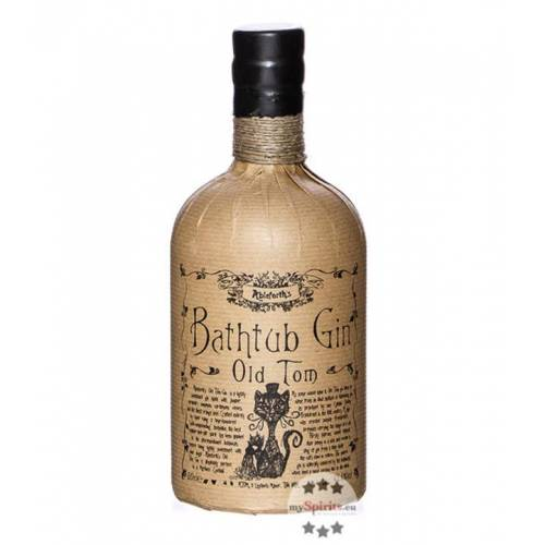 Ableforth's Ableforth's Bathtub Gin Old Tom (42,4 % Vol., 0,5 Liter)