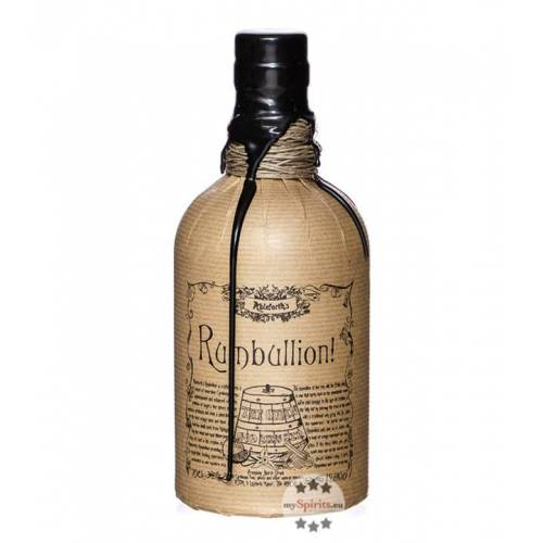Ableforth's Ableforth's Rumbullion (42,6 % Vol., 0,7 Liter)