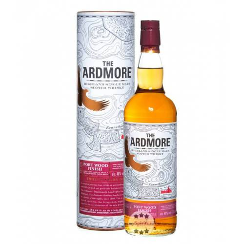The Ardmore Ardmore Port Wood Finish 12 Jahre Whisky (46 % Vol., 0,7 Liter)