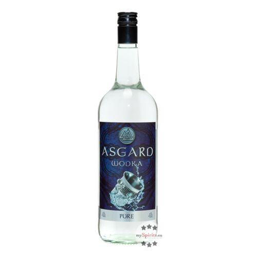 Asgard Spirits Asgard Wodka Pure (37,5 % Vol., 1,0 Liter)