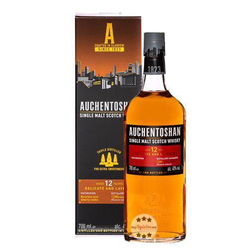 Auchentoshan Distillery Auchentoshan 12 Jahre Whisky (40 % Vol., 0,7 Liter)