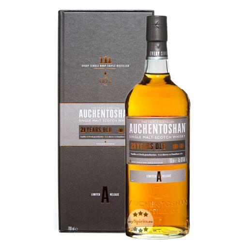 Auchentoshan Distillery Auchentoshan 21 Jahre Whisky (43 % Vol., 0,7 Liter)