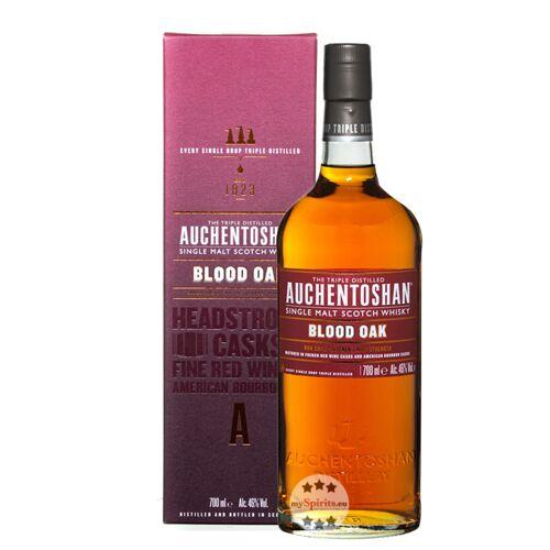 Auchentoshan Distillery Auchentoshan Blood Oak Whisky (46 % Vol., 0,7 Liter)