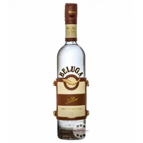 Beluga Vodka Beluga Allure Vodka (40 % vol., 0,7 Liter)