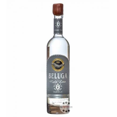 Beluga Vodka Beluga Gold Line Vodka (40 % vol., 0,7 Liter)