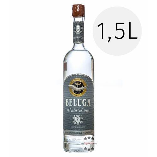 Beluga Vodka Beluga Gold Line Vodka 1,5 L (40 % vol., 1,5 Liter)