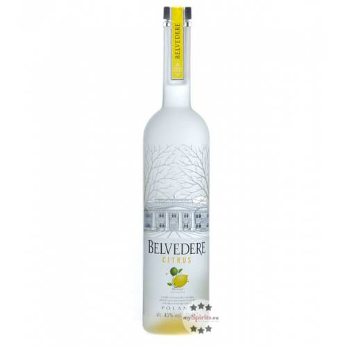 Belvedere Vodka Belvedere Citrus Vodka (40 % vol., 0,7 Liter)