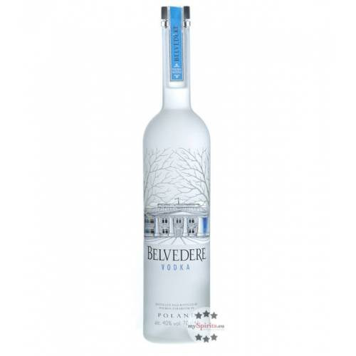 Belvedere Vodka Vodka Belvedere 0,7L (40 % vol., 0,7 Liter)