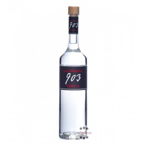 Distilleria Bonaventura Maschio Bonaventura Maschio Grappa 903 Tipica (45 % Vol., 0,7 Liter)