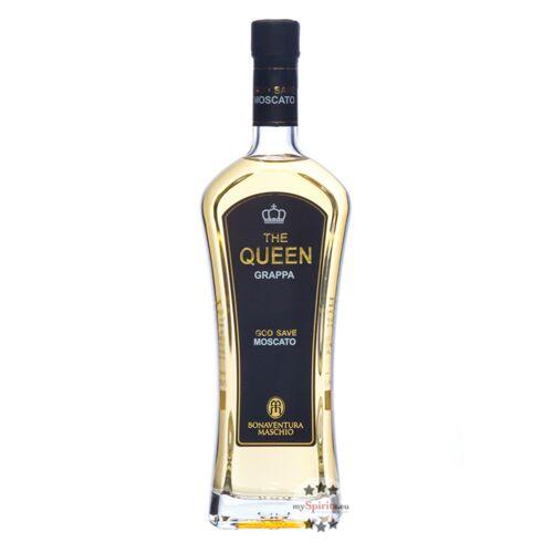 Distilleria Bonaventura Maschio Bonaventura Maschio The Queen Grappa (38 % Vol., 0,7 Liter)