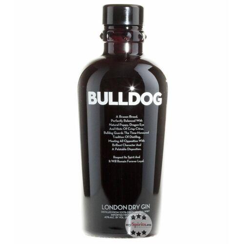 Bulldog Gin  (40 % vol., 1,0 Liter)
