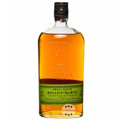 Bulleit Frontier Whiskey Bulleit 95 Rye Frontier Whiskey (45 % vol., 0,7 Liter)