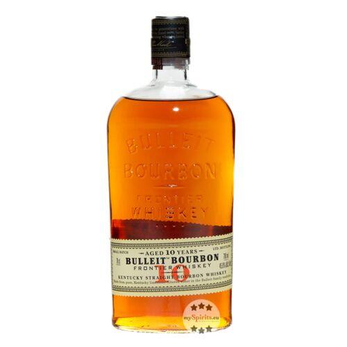 Bulleit Frontier Whiskey Bulleit Bourbon 10 Jahre Frontier Whiskey (45,6 % Vol., 0,7 Liter)