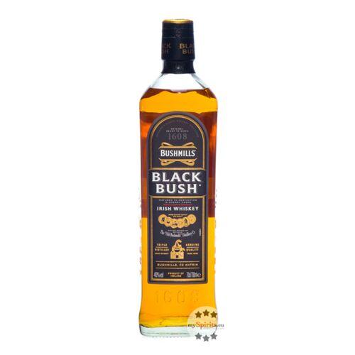 The Old Bushmills Distillery & Co Bushmills Black Bush Irish Whiskey 0,7l (40 % Vol, 0,7 Liter)