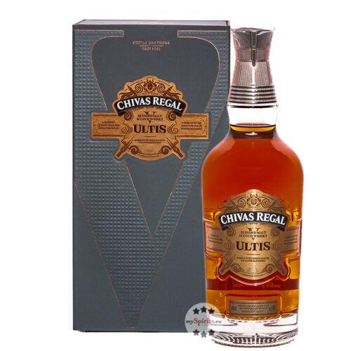 Chivas Brothers Ltd. Chivas Regal Ultis Whisky (40 % Vol., 0,7 Liter)