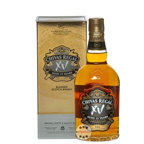 Chivas Brothers Ltd. Chivas Regal XV 15 Jahre Whisky (40 % Vol., 0,7 Liter)