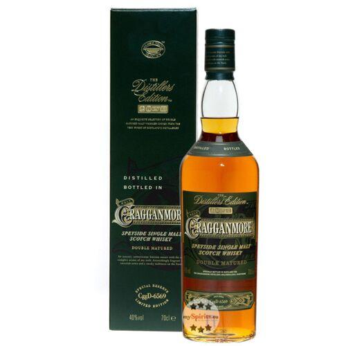 Cragganmore Distillery Cragganmore Distillers Edition Whisky (40 % Vol., 0,7 Liter)