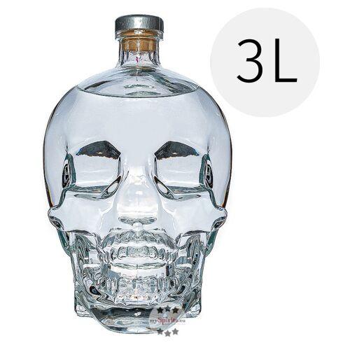 Crystal Head Vodka 3l (40 % Vol., 3,0 Liter)