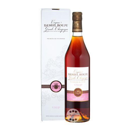 Cognac Daniel Bouju Grande Champagne Daniel Bouju V.S.O.P. Cognac (40% Vol., 0,7 Liter)