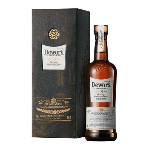 John Dewar & Sons Dewar's 18 Jahre The Vintage Whisky (40 % vol., 0,7 Liter)