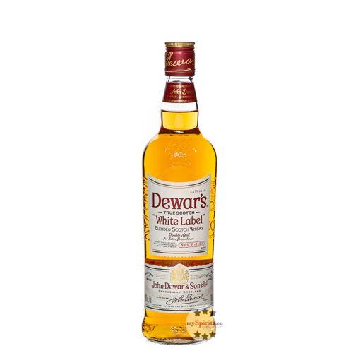 John Dewar & Sons Dewar's White Label Blended Scotch Whisky (40 % Vol., 0,7 Liter)