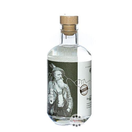 Dolomiti Alpenfeinkost Dolomiti Dry Gin Dolomitenmann (42 % Vol., 0,5 Liter)