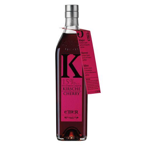 Etter Kirsche - Kirschlikör (15 % vol., 0,35 Liter)