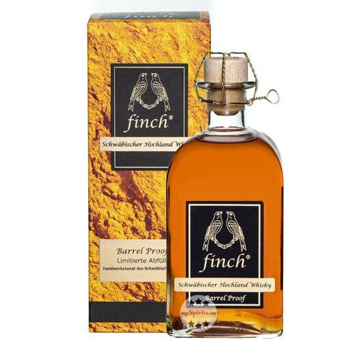 Finch Whiskydestillerie Finch Whisky Barrel Proof 19 (54 % Vol., 0,5 Liter)