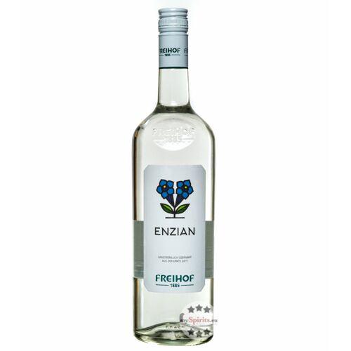 Destillerie Freihof Freihof Enzian Schnaps  (38 % vol., 1,0 Liter)