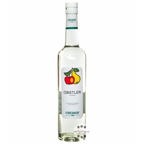 Destillerie Freihof Freihof Obstler Schnaps  (38 % vol., 0,5 Liter)