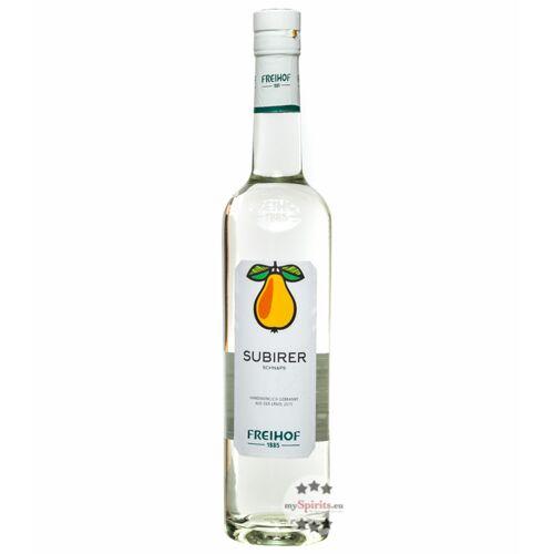 Destillerie Freihof Freihof Subirer Schnaps  (38 % vol., 0,5 Liter)