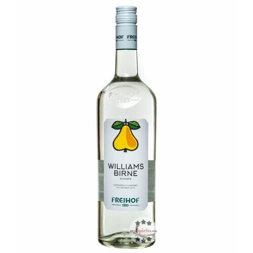 Destillerie Freihof Freihof Williams Birnen Schnaps  (38 % vol., 1,0 Liter)