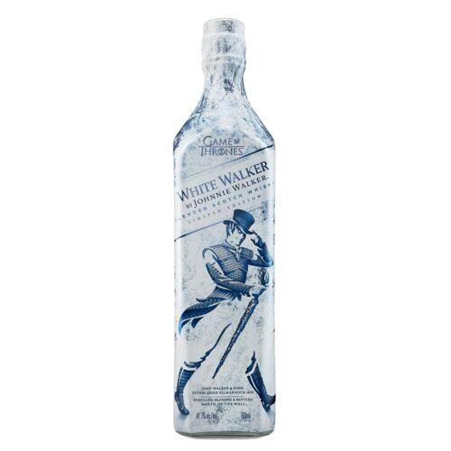John Walker & Sons Johnnie Walker White Walker Whisky (41,7 % vol., 0,7 Liter)